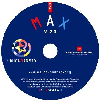 MAX 2.0 versión DVD-Live