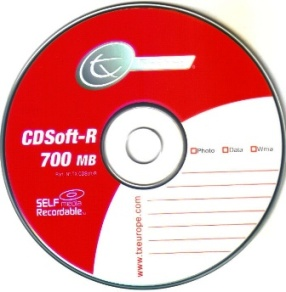 TX CD-R Soft 700 MB