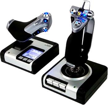 PC Joystick Saitek X52 HOTAS