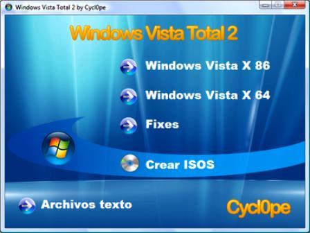 VISTA TOTAL 3.5