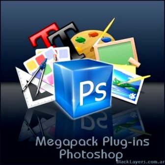 MEGA PACK PHOTOSHOP (Plugins)