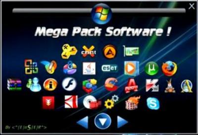 Recopilación de Programas Esenciales CD MEGAPACK