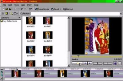 Windows Movie Maker v2.1.1 Español Portable