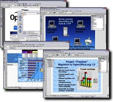 OpenOffice 3.0 ya se puede descargar