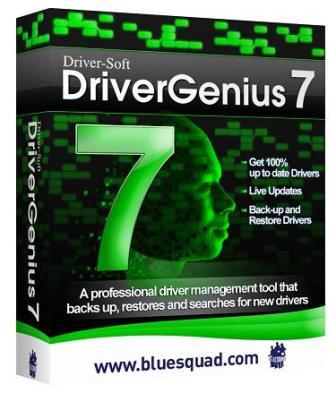 Driver Genius Pro 2007 (portable)
