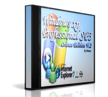 Windows XP Professional SP3 Orionce Edition v2.0ISO (680MB)