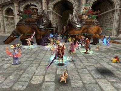 SilkRoad Online 1.210