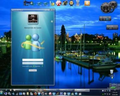 WINDOWS 7 FINAL DESATENDIDO:  BioWindows7